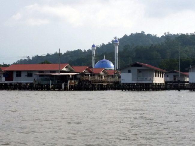 Mezquita en Kampung Ayer
