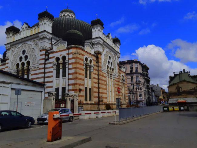 Sinagoga Sefardí de Sofía