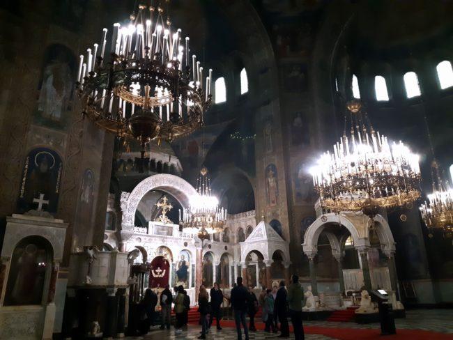 Catedral Ortodoxa de Sofía