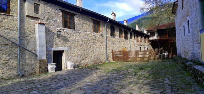 Información práctica para visitar el Monasterio de Bachkovo