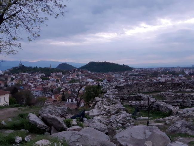 Ruinas de Nebet Tepe