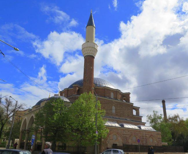 Mezquita Otomana de Sofía