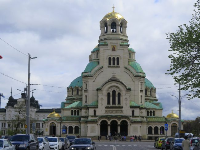 Catedral símbolo de Sofía