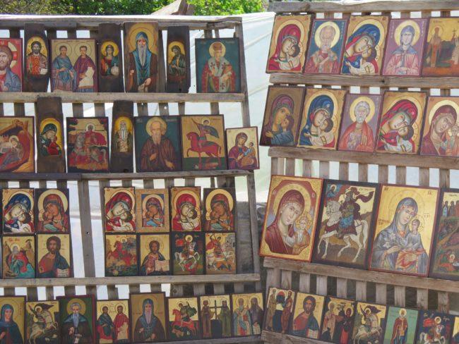 Dónde comprar iconos en Sofía