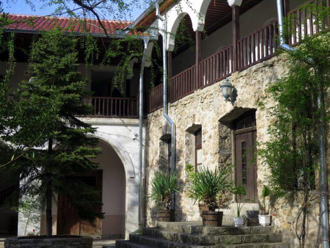 Alojamiento Monasterio de Bachkovo