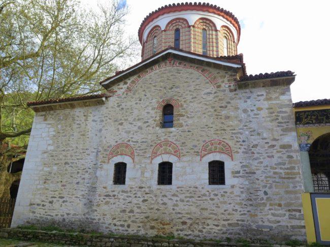 Edificios principales del Monasterio de Bachkovo