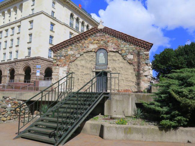 Iglesias de Sofía