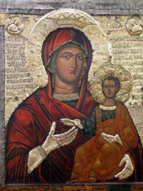 Iconos originales de la Edad Media búlgara