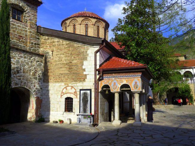 Los monasterios más bonitos de Bulgaria