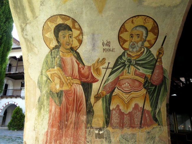 Los Monasterios más importantes de Bulgaria