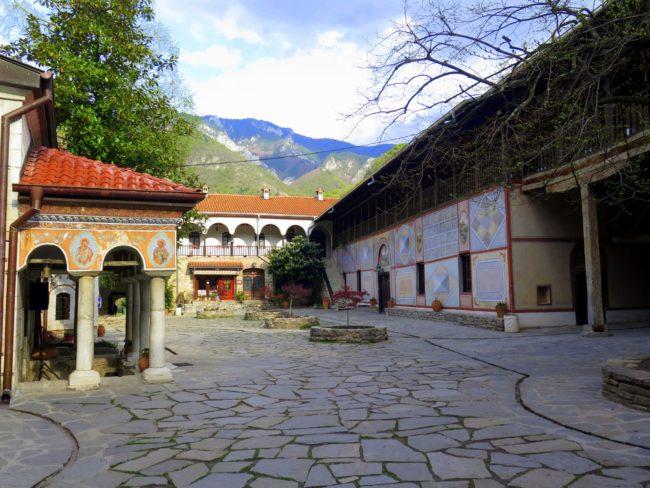 Cómo llegar al Monasterio de Bachkovo