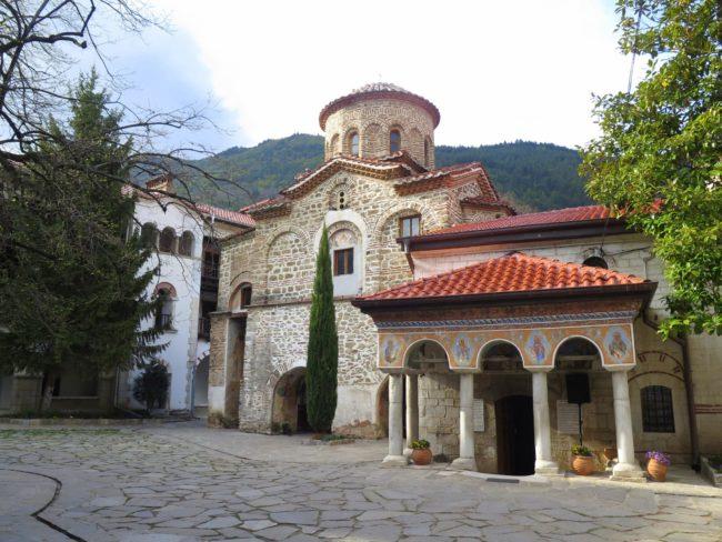 Iglesia de la Asunción de la Virgen Bachkovo