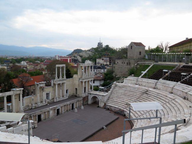Los lugares imperdibles de Plovdiv