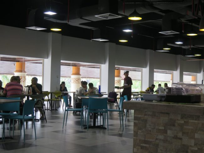 Comer en Brunei