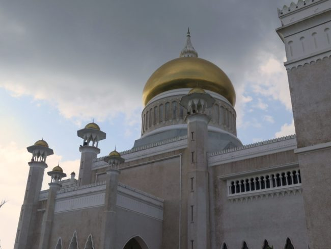 Mezquita Omar Alí Saifuddien