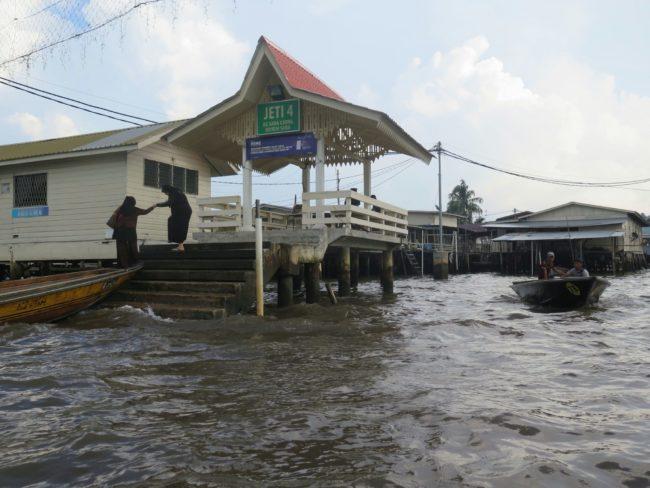 Kampung Ayer en Bandar Seri Begawan