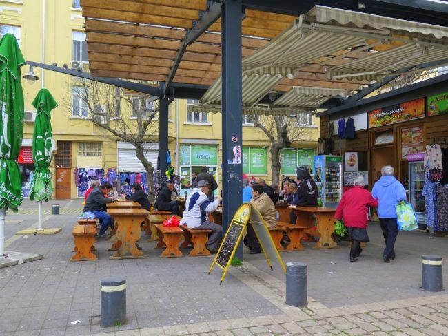 Mercado de las Mujeres de Sofía