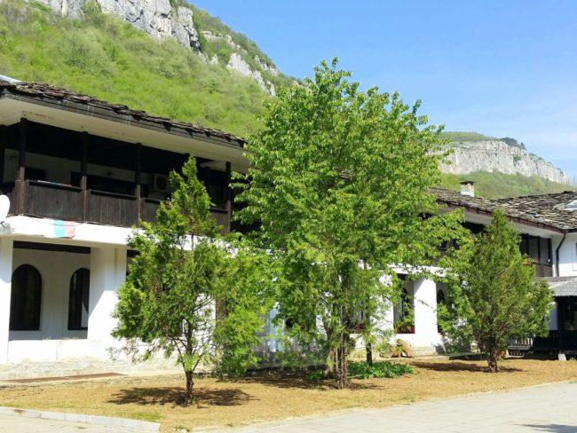 Historia del Monasterio de Dryanovo