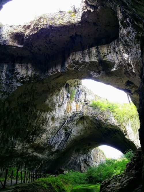 Las cuevas más grandes de Bulgaria