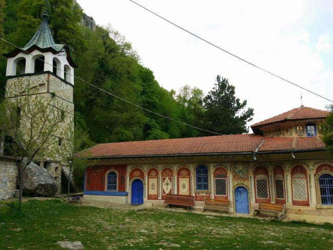 Los mejores frescos de Bulgaria