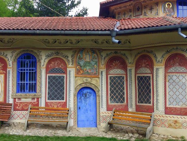 Visitar el Monasterio de Preobrazhenski