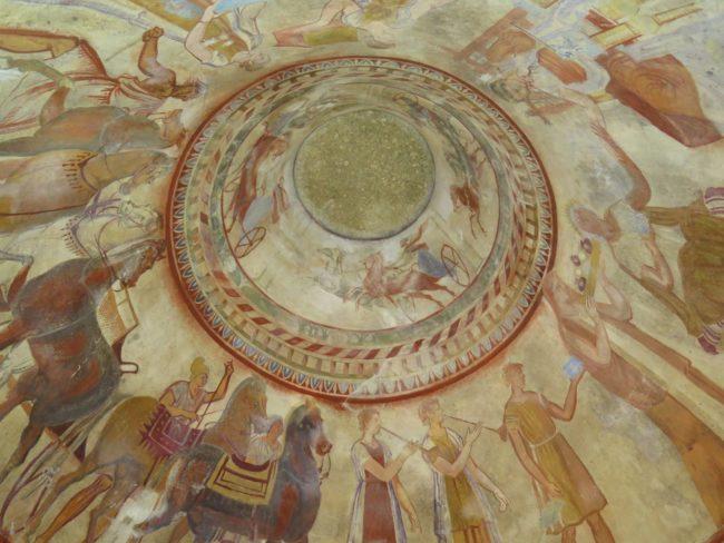 Frescos de Kazanlak