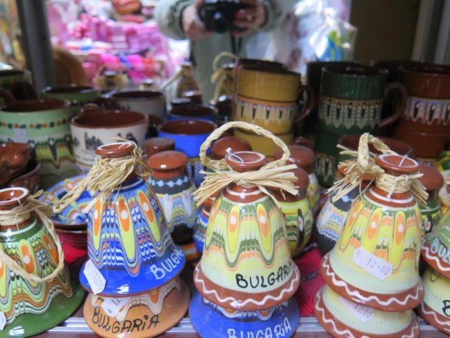 Artesanía en Plovdiv y Veliko Tarnovo