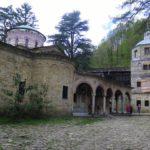 El Monasterio de Troyan. La Virgen de las Tres Manos