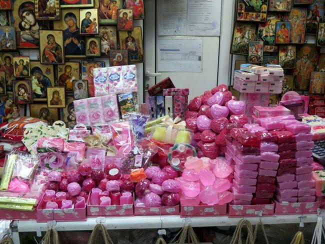Aceite esencial de rosas búlgaro