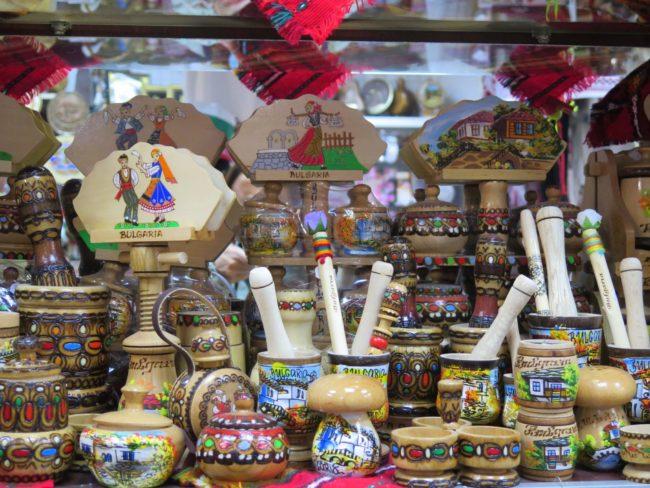 Todo lo que se puede comprar en Bulgaria