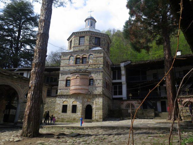 Los principales Monasterios de Bulgaria