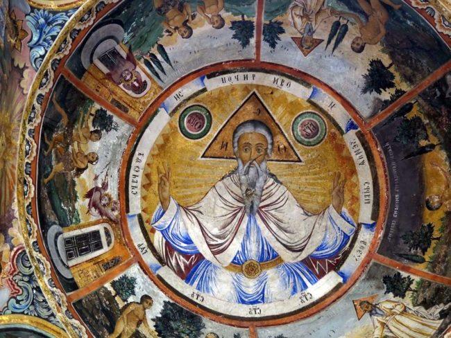 Historia del Monasterio de Troyan