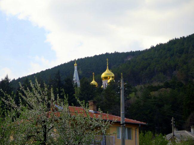 Visitar la Iglesia de Shipka cerca de Kazanlak