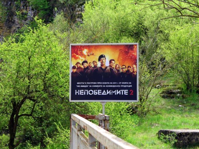 Localizaciones Los Mercenarios 2