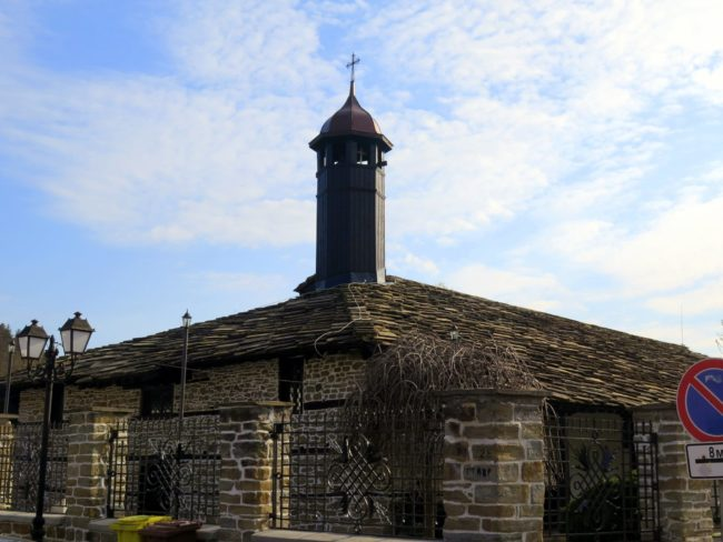 Iglesia ortodoxa en Tryavna