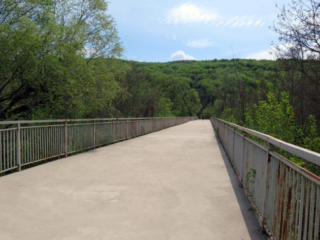 Puente sobre el Río Osam