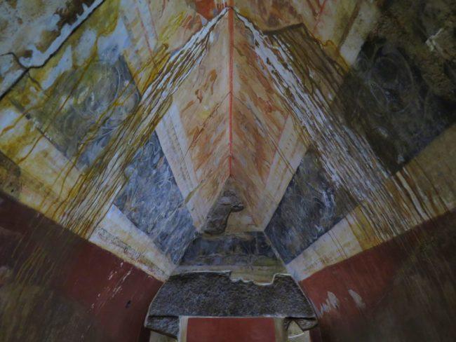Murales de la Tumba Tracia de Kazanlak