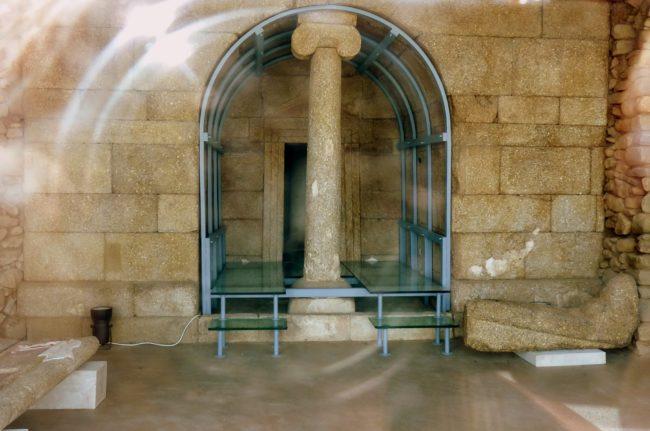 Templo en el Montículo de Shushmanetz