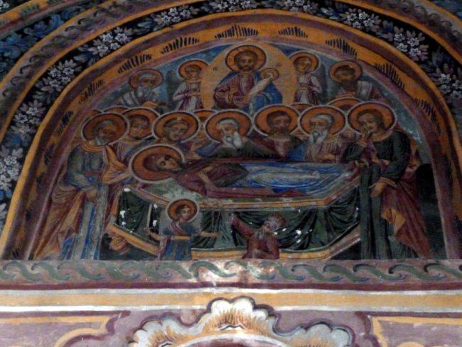 Diferencia entre la Virgen en Dormición y la Virgen en Tránsito