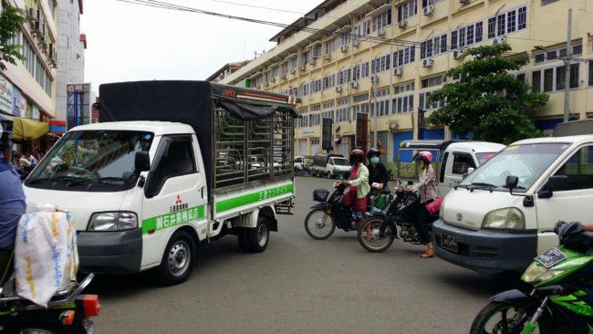 Alquiler de vehículos turísticos en Myanmar