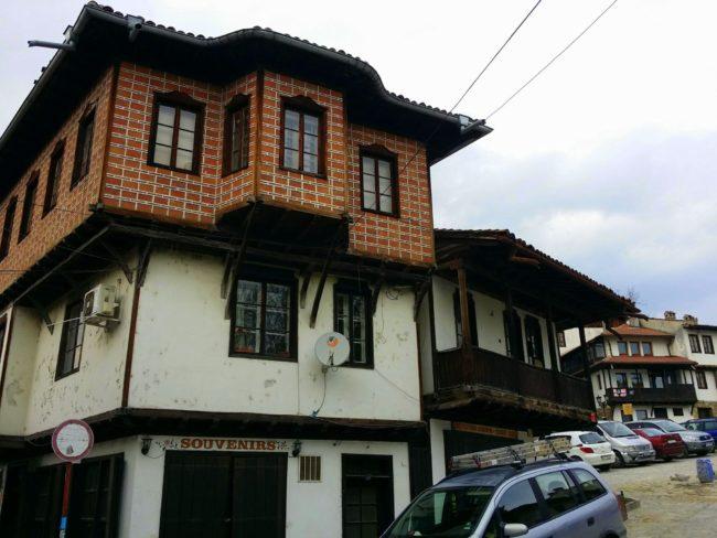 Barrios de Veliko Tarnovo