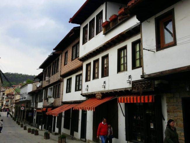 Dónde comprar recuerdos en Veliko Tarnovo