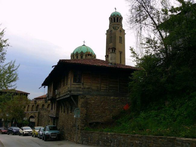 Barrio Varosha Veliko Tarnovo