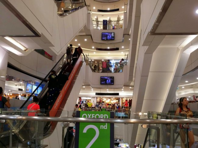 Centros Comerciales de Bangkok