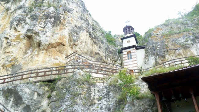 Curiosos Monasterios de Bulgaria