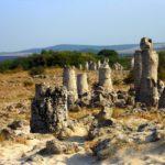 Pobiti Kamani, el bosque de piedra