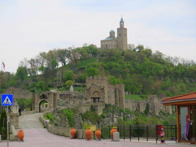 Principales monumentos de Veliko Tarnovo