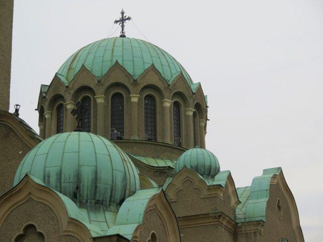 Iglesia de a Natividad de María en Veliko Tarnovo