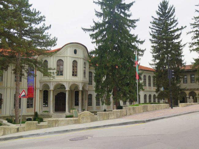Qué hacer en Veliko Tarnovo