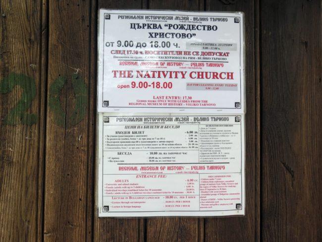 La mejor Iglesia de Arbanasi